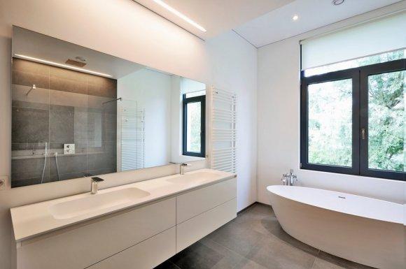 Professionnel pour la rénovation complète d'une salle de bain - La Tour-du-Pin - Loic Micoud - Chauffage Plomberie